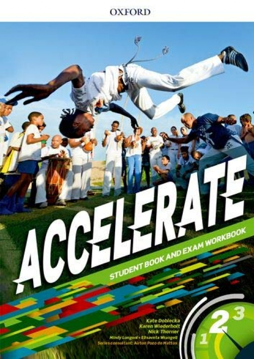 Accelerate Level 2 Student Book and Exam Workbook
