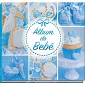 Album do Bebe - Azul