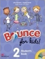 Bounce for Kids - Level 2 - Students Pack