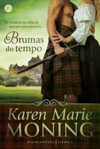 Brumas do Tempo - Vol.1 - Série Highlanders