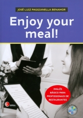 ENJOY YOUR MEAL! COM CD AUDIO