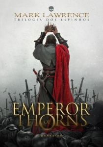 Emperor Of Thorns - Vol.3 - Trilogia dos Espinhos