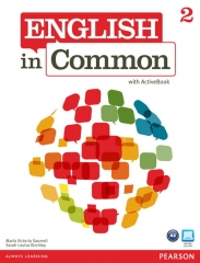 English In Common 2 Students Book With Active Book Cd-Rom