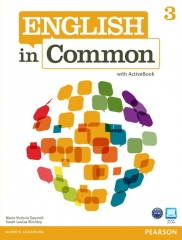 English In Common 3 Students Book With Active Book Cd-Rom