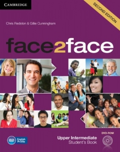 FACE2FACE UPPER INTERMEDIATE - STUDENT S BOOK WITH DVD-ROM - 2ND ED