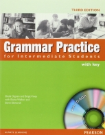 GRAMMAR PRACTICE FOR INTERMEDIATE STUDENTS STUDENTS BOOK WITH KEY AND CD-R