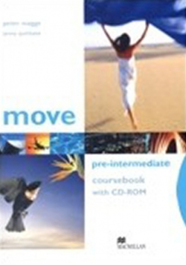 MOVE STUDENT BOOK PACK PRE INTERMEDIATE