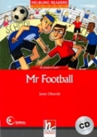 MR FOOTBALL WITH CD - ELEMENTARY