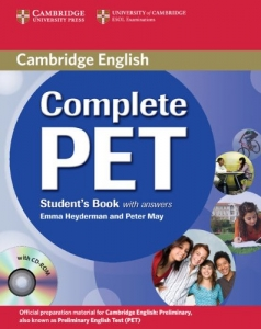 A Student's Book without answers with CD-ROM