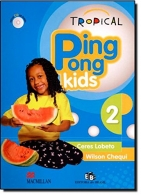 Tropical Ping Pong Kids 2 - Students Pack With Audio Cd