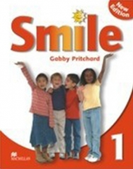 Smile New Edit.Students Pack-1 With Activity Book And Cd-Rom
