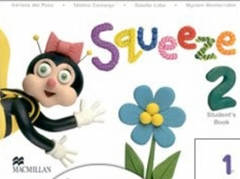 Squeeze Students Book With Audio Cd-2