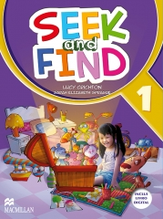 Seek and Find 1 - Students Book With Multi Rom