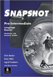 SNAPSHOT PRE INTERMEDIATE LANGUAGE BOOSTER WORKBOOK