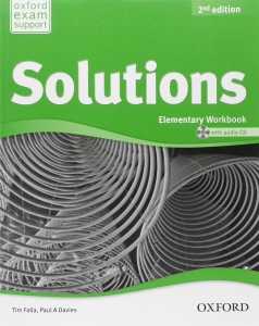 Solutions: Elementary Workbook and Audio Cd Pack