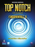 TOP NOTCH FUNDAMENTALS B SPLIT - STUDENT BOOK WITH ACTIVEBOOK AND WORKBOOK AND MYENGLISHLAB