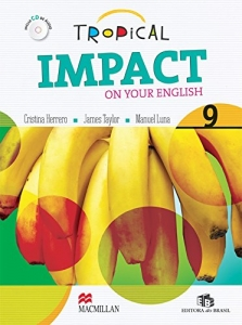 Tropical Impact On Your English 9 - Students Book With Audio Cd