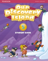 Our Discovery Island - Level 5 - Student Book Pack