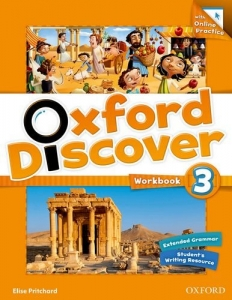 Oxford Discover - Workbook - Level 3 - With Online Practice