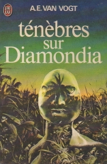 Collection j'ai lu n° 515 - Ténèbres sur Diamondia