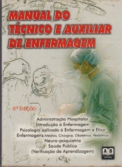 manual do técnico e auxiliar de enfermagem