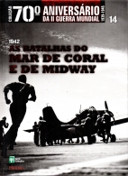 as batalhas do mar de coral e de midway SEM DVD