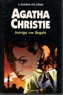 a rainha do crime Agatha christie - intriga em bagdá