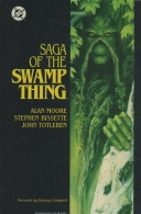 Saga of the Swamp Thing - Book one