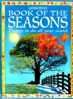 usborne book of the seasons