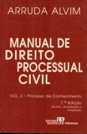 manual de direito processual civil v.2 7ª ed