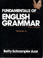 Fundamentals of English grammar volume A
