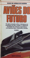 guias de armas de guerra - aviões do futuro - Vol .2