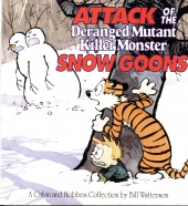 Attack of the Deranged Mutant Killer Monster Snow Goons