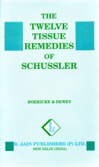 the twelve tissue remedies of schussler