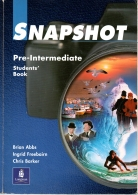 Snapshot - Pre-intermediate. Students' book