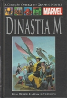 Livro Graphic Novels Marvel Ed. 42 - Vol 40 - Dinastia M