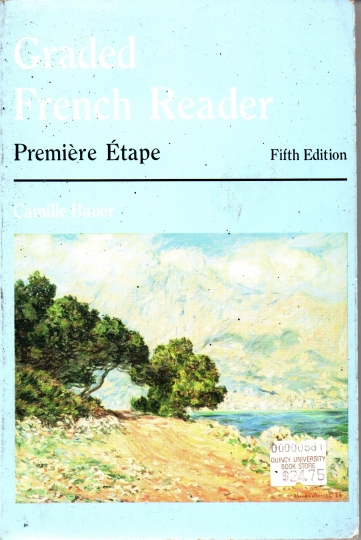 Graded french reader premiere etape