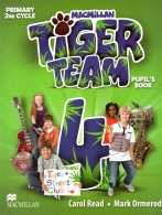 macmillan tiger team 4 pupil's book