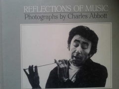 Reflections of Music - Photographs By Charles Abbott