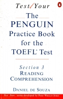 The Penguin Practice Book for the TOEFL Test section 3