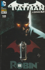 a sombra do batman ! Vol 35