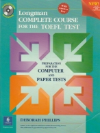 Longman Complete Course for the TOEFL Test - Preparation for the Computer and Paper Tests - sem Cd