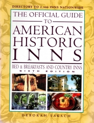 the official guide to american historic inns