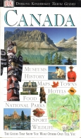 canada dorling kindersley travel guides