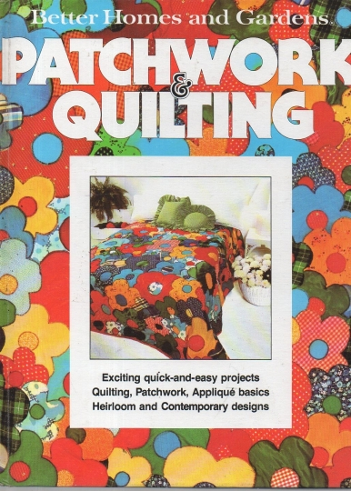 Better homes and gardens - patchwork & quilting