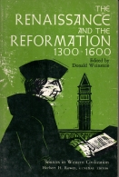 the renaissance and the reformation 1300 1600