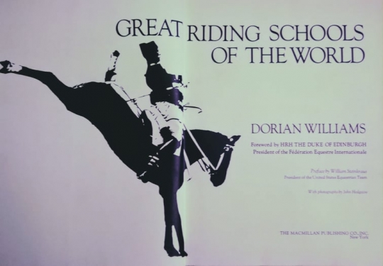 Great riding schools of the world