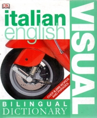 bilingual visual dictionary italian - english