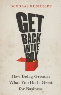 get back in the box - how being great at what you do is great for business