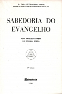 sabedoria do evangelho vol. 6